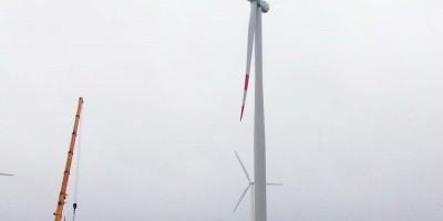 Zum Artikel: Weitere Windenergieanlage mit 2 MW im Windpark Grimmen