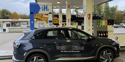 Zum Artikel: Windertrag fährt jetzt CO2 neutral - Mit Windwasserstoff in die Zukunft